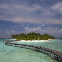 Отель Coco Bodu Hithi Мальдивы, Остров Гасфинолу - отзывы, цены и фото номеров - забронировать отель Coco Bodu Hithi онлайн приотельная территория фото 2