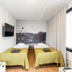 Отель Forenom Aparthotel Helsinki Herttoniemi комната для гостей