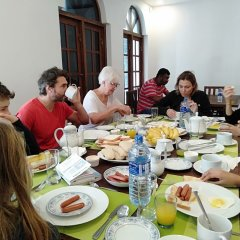 Отель Ovitiyas Bandarawela питание фото 3