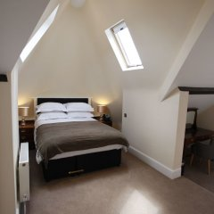 Отель Glenlyn Apartments Великобритания, Лондон - отзывы, цены и фото номеров - забронировать отель Glenlyn Apartments онлайн комната для гостей фото 7