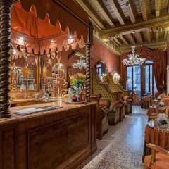 Отель Al Ponte Antico Италия, Венеция - отзывы, цены и фото номеров - забронировать отель Al Ponte Antico онлайн гостиничный бар