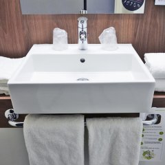 Отель Campanile Lyon Centre - Gare Perrache - Confluence ванная