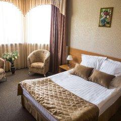 Гостиница Городки Стандартный номер с двуспальной кроватью фото 7
