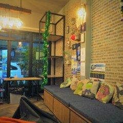 Ploen Bangkok Hostel Khaosan интерьер отеля