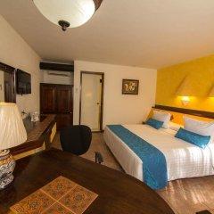 Отель Comfort Inn Palenque Maya Tucán комната для гостей фото 3