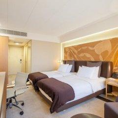 Отель Crowne Plaza St.Petersburg-Ligovsky (Краун Плаза Санкт-Петербург Лиговский) комната для гостей фото 7