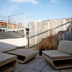 Отель My Home in Vienna- Smart Apartments - Leopoldstadt Австрия, Вена - отзывы, цены и фото номеров - забронировать отель My Home in Vienna- Smart Apartments - Leopoldstadt онлайн балкон
