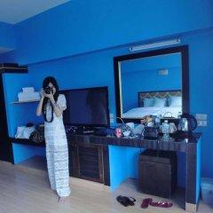 Отель Krabi City View Hotel Таиланд, Краби - отзывы, цены и фото номеров - забронировать отель Krabi City View Hotel онлайн помещение для мероприятий