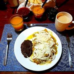 Отель La Querencia DF Мексика, Мехико - отзывы, цены и фото номеров - забронировать отель La Querencia DF онлайн питание фото 3