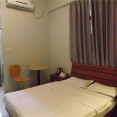 Апартаменты Xiamen Shi Apartment Сямынь комната для гостей фото 4