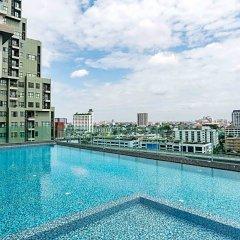 Отель The Rich Condo By Favstay бассейн фото 2