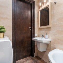 Отель Little Home - Nowogrodzka Польша, Варшава - отзывы, цены и фото номеров - забронировать отель Little Home - Nowogrodzka онлайн ванная