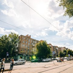 Гостиница CityApartments Lukianivska фото 2