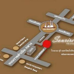 Отель Sourire@Rattanakosin Island Таиланд, Бангкок - 4 отзыва об отеле, цены и фото номеров - забронировать отель Sourire@Rattanakosin Island онлайн фитнесс-зал