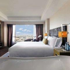 Отель Sofitel Saigon Plaza Вьетнам, Хошимин - отзывы, цены и фото номеров - забронировать отель Sofitel Saigon Plaza онлайн комната для гостей фото 2