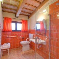 Отель Villa Coralia Озимо ванная фото 2
