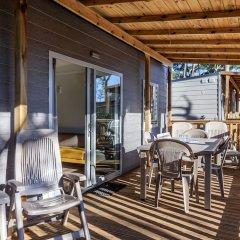 Отель Camping Village Fabulous балкон