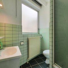 Отель Budget Flats Antwerpen ванная