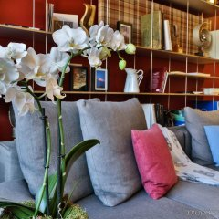 Hotel Tremoggia Киеза-ин-Вальмаленко интерьер отеля