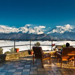 Отель Raniban Retreat Непал, Покхара - отзывы, цены и фото номеров - забронировать отель Raniban Retreat онлайн питание фото 2