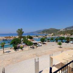 Отель Smart Aparts Калкан пляж