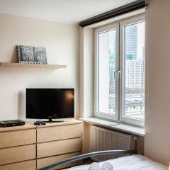 Отель Apartment4you Centrum 2 Польша, Варшава - 1 отзыв об отеле, цены и фото номеров - забронировать отель Apartment4you Centrum 2 онлайн комната для гостей фото 2