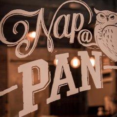 Nap@pan Hostel Бангкок гостиничный бар