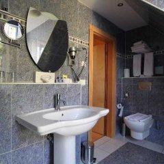 Отель KAVUN Мюнхен ванная