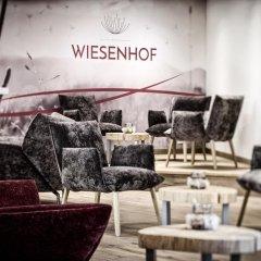 Отель Wiesenhof Горнолыжный курорт Ортлер интерьер отеля