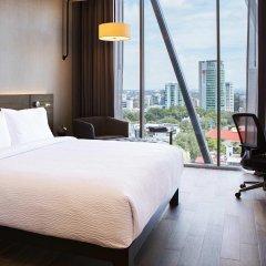 AC Hotel Guadalajara, Mexico комната для гостей