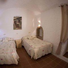 Отель Cuevas Blancas Сьерра-Невада комната для гостей фото 3