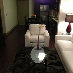 Отель Downtown LA Extended Stay комната для гостей фото 2