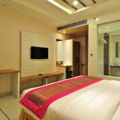 Hotel Aman Continental in New Delhi, India from 30$, photos, reviews - zenhotels.com guestroom