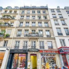 Апартаменты Sweet inn Apartments Les Halles-Etienne Marcel балкон