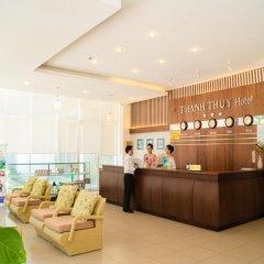 Отель Thanh Thuy Hotel Вьетнам, Вунгтау - отзывы, цены и фото номеров - забронировать отель Thanh Thuy Hotel онлайн интерьер отеля фото 2