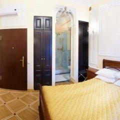 Бутик-Отель Росси 4* Стандартный номер двуспальная кровать фото 14