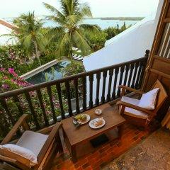 Отель Hoi An Coco River Resort & Spa балкон