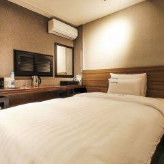 Отель Blanc Hotel Gangnam Южная Корея, Сеул - отзывы, цены и фото номеров - забронировать отель Blanc Hotel Gangnam онлайн комната для гостей фото 5