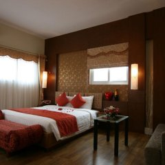 Hanoi Elegance Ruby Hotel комната для гостей фото 5