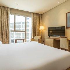 Отель Ilunion Alcala Norte Мадрид комната для гостей