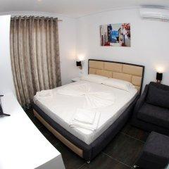 Отель Piazza Албания, Ксамил - отзывы, цены и фото номеров - забронировать отель Piazza онлайн комната для гостей