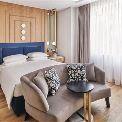 Отель Grand Hyatt Athens Греция, Афины - отзывы, цены и фото номеров - забронировать отель Grand Hyatt Athens онлайн комната для гостей фото 3