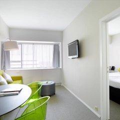 Thon Hotel Brussels City Centre комната для гостей фото 5