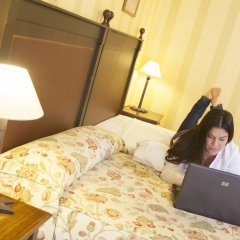 Отель Villa Jerez Испания, Херес-де-ла-Фронтера - отзывы, цены и фото номеров - забронировать отель Villa Jerez онлайн удобства в номере