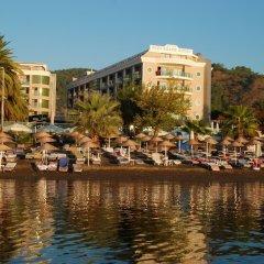 Pasa Beach Hotel - All Inclusive Мармарис городской автобус