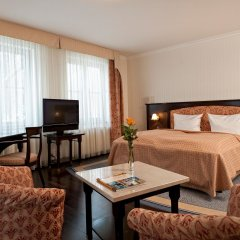 Hotel Villa Weltemühle Dresden комната для гостей фото 4
