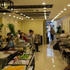 Отель Rising Dragon Grand Hotel Вьетнам, Ханой - отзывы, цены и фото номеров - забронировать отель Rising Dragon Grand Hotel онлайн питание фото 3