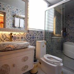 Отель Xiamen Feisu Knight Royal Garden Китай, Сямынь - отзывы, цены и фото номеров - забронировать отель Xiamen Feisu Knight Royal Garden онлайн ванная