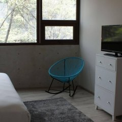 Отель My Suites by La Condesa Baja California Мехико удобства в номере
