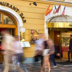 Отель Adria Hotel Prague Чехия, Прага - - забронировать отель Adria Hotel Prague, цены и фото номеров гостиничный бар